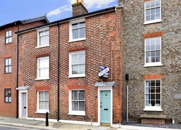 Thumbnail 3 bed town house for sale in Crocker Street, Newport, Isle Of Wight