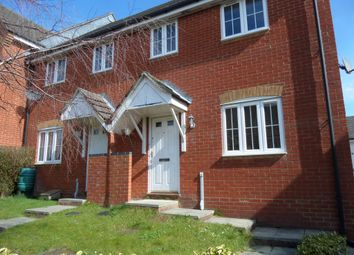 Thumbnail 3 bed end terrace house to rent in Carvel Court, St. Leonards-On-Sea