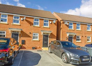 Thumbnail 2 bed end terrace house for sale in Greenwich Park, Kingswood, Hull