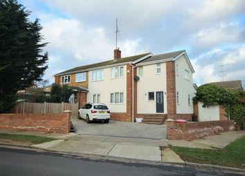 Thumbnail 3 bed semi-detached house for sale in Booth Avenue, Colchester, Essex