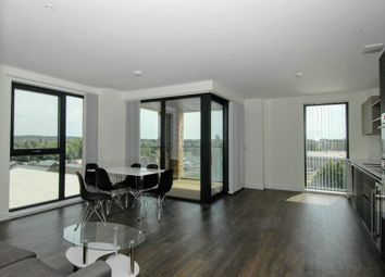 Thumbnail 3 bed flat to rent in Pannett House, 3 Watteau Square, Croydon, Surrey