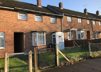 Thumbnail 3 bedroom terraced house for sale in Penhill Drive, Swindon, Wiltshire