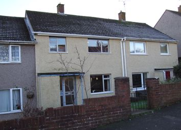 Thumbnail 3 bed terraced house for sale in Somerset Way, Chepstow
