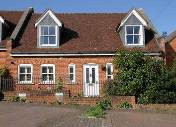 Tuckers Row, Bishop's Stortford CM23. 3 bed semi-detached house