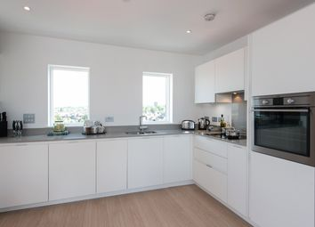 Thumbnail 3 bedroom flat for sale in Morello, Cherry Orchard Road, Croydon, Surrey