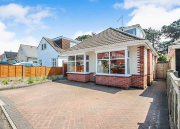 Thumbnail 4 bedroom detached bungalow for sale in Pine Vale Crescent, Bournemouth