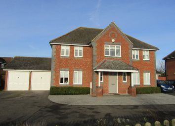 Thumbnail 5 bed detached house to rent in Cricketers Way, Chatteris