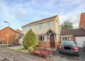 Thumbnail 3 bedroom semi-detached house to rent in Ellicks Close, Bradley Stoke, Bristol, South Gloucestershire