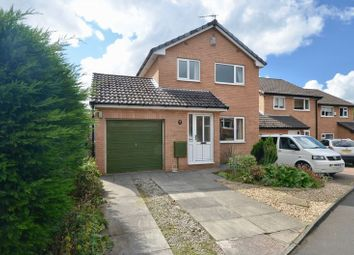 Thumbnail 3 bed detached house for sale in Askrigg Close, Accrington