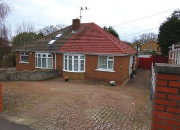 Thumbnail 2 bedroom semi-detached bungalow for sale in Pontypridd Road, Barry