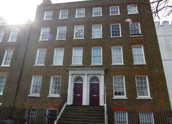 Thumbnail 1 bed flat to rent in Hawley Square, Margate