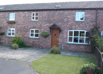 Thumbnail 3 bedroom barn conversion to rent in Lane End Cottages, Summit Lane, Lower Stretton, Warrington