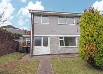 3 bed semi-detached house for sale in Forest Close, Newport NP19