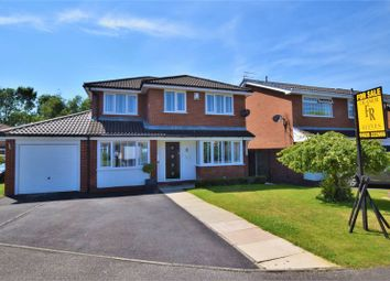 Thumbnail 5 bed detached house for sale in Wayfarers Drive, Newton-Le-Willows