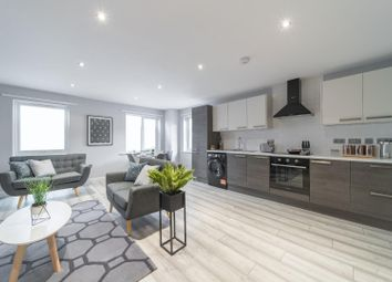 Thumbnail 2 bed flat for sale in Bamford Point, Cuthbert Bank Road, Sheffield