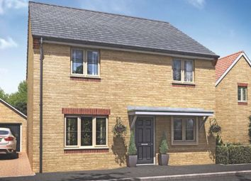 Thumbnail 5 bedroom detached house for sale in The Rippon, Eastrea Road, Whittlesey