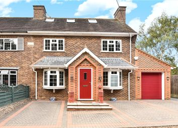 Thumbnail 3 bed semi-detached house for sale in Wexham Street, Wexham, Buckinghamshire
