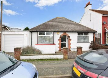 Thumbnail 2 bedroom detached bungalow for sale in Hollybush Road, Gravesend, Kent