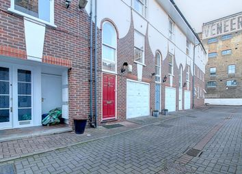 Thumbnail 3 bed town house to rent in Sovereign Mews, Pearson Street, Hoxton