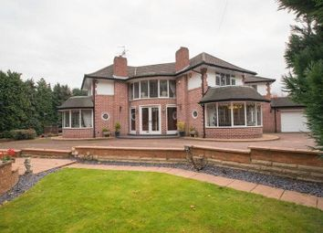 Thumbnail 5 bed detached house for sale in Oakfield Avenue, Woolton, Liverpool