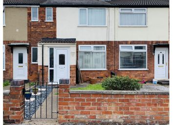 Thumbnail 2 bed terraced house for sale in Cardigan Road, Hull
