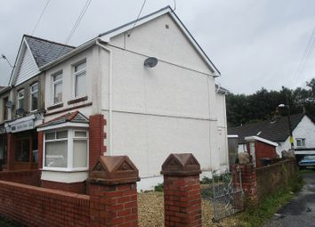 Thumbnail 3 bed terraced house to rent in Capitol Buildings, Gurnos Road, Ystradgynlais, Swansea.