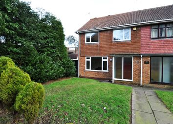 Thumbnail 3 bed end terrace house to rent in Hollybrow, Selly Oak, Birmingham