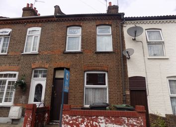 Thumbnail 2 bed terraced house to rent in Oak Road, Luton, Bedfordshire