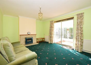 Thumbnail 1 bed bungalow for sale in Merrie Gardens, Sandown, Isle Of Wight