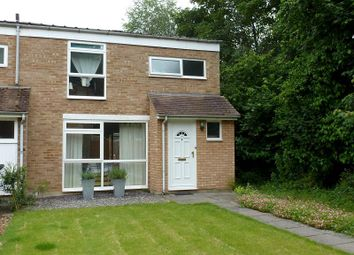 Thumbnail 3 bed end terrace house to rent in Fisher Rowe Close, Bramley, Guildford