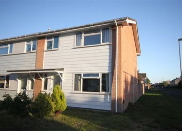 Thumbnail 3 bed end terrace house for sale in The Hawthorns, Mudeford, Christchurch, Dorset