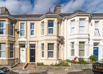Thumbnail 2 bed flat for sale in Old Park Road, Peverell, Plymouth