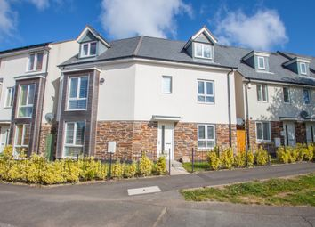 Thumbnail 5 bed detached house for sale in Lulworth Drive, Plymouth