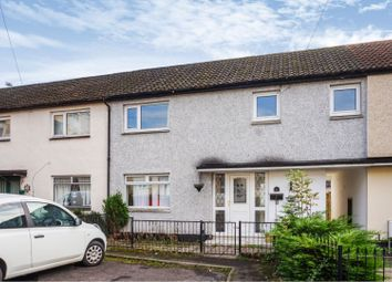 Thumbnail 3 bed terraced house for sale in Lismore Drive, Linwood