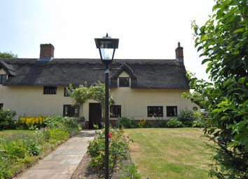 Thumbnail 2 bed cottage for sale in Bacton, Stowmarket, Suffolk