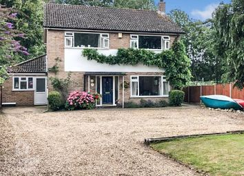 Thumbnail 4 bed detached bungalow for sale in Church Close, Horstead, Norwich