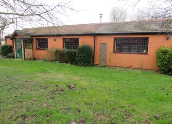 Thumbnail 3 bed bungalow to rent in Hook Road, Wimblington, March