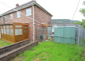 Thumbnail 3 bedroom semi-detached house for sale in Bryn Eglwys -, Tonypandy