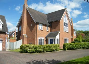 Thumbnail 4 bed detached house for sale in Sandford Crescent, Weston, Crewe, Cheshire