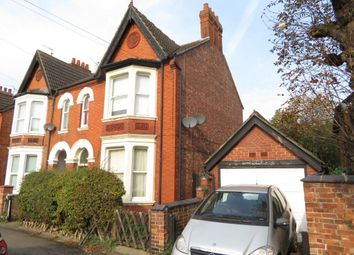 Thumbnail 4 bed semi-detached house to rent in Norfolk Street, Peterborough