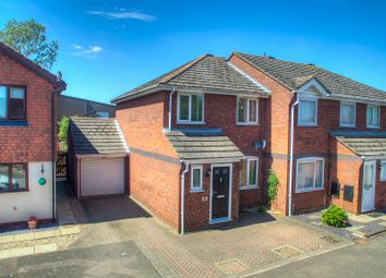 Thumbnail 3 bed end terrace house for sale in Flint Way, St. Neots, Cambridgeshire