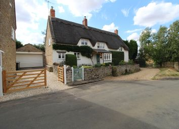 Thumbnail 3 bed detached house for sale in Middle Street, Wing, Oakham