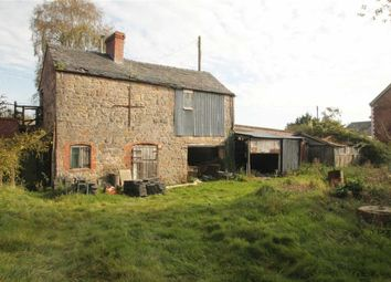 Thumbnail Barn conversion for sale in North Road, Llanymynech
