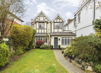 Thumbnail 4 bed detached house for sale in Windmill Road, London