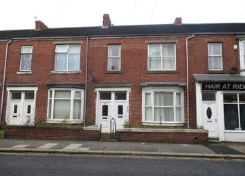 Thumbnail 1 bed flat for sale in Wensleydale Terrace, Blyth