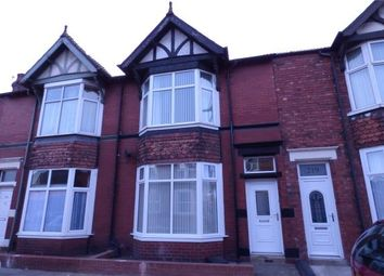 Thumbnail 3 bed terraced house for sale in Greystone Road, Carlisle, Cumbria