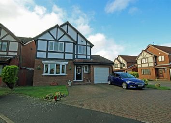 Thumbnail 4 bed detached house for sale in Fawley Close, Boldon Colliery