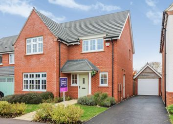 4 bed detached house for sale in Short Way, Hinckley LE10