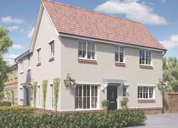 Thumbnail 3 bed detached house for sale in Blackthorn Road, Northampton