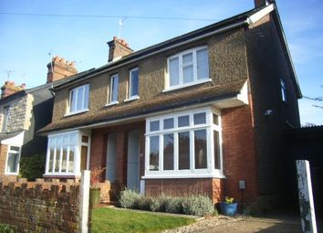 Thumbnail 3 bed property to rent in Vale Road, Chesham